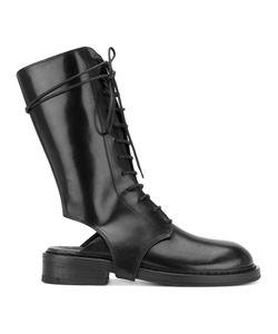 Ann Demeulemeester | Heel Cut-Out Boots Size 37