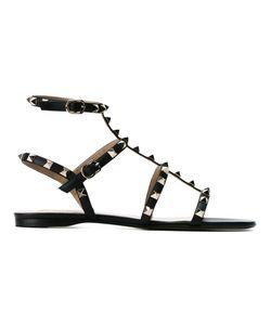Valentino | Garavani Rockstud Ankle Strap Sandals 37.5