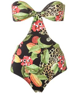 Isolda | Printed Swimsuit 40