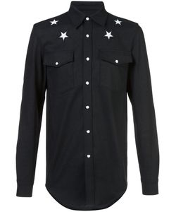 Givenchy | Star Embroidered Shirt Men S