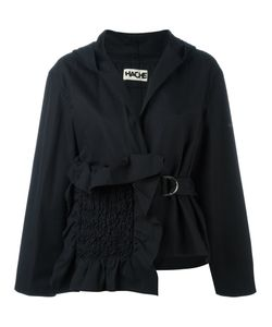 Hache   Asymmetric Jacket Size 40