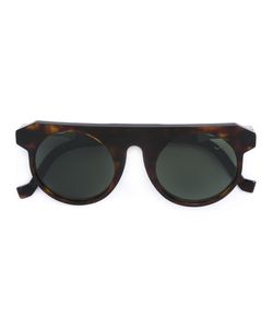 Vava | Round Shaped Sunglasses 48 Acetate
