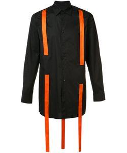 D.Gnak | Strap Detail Shirt Size 50