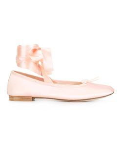 Repetto   Ankle Straps Ballerinas 36