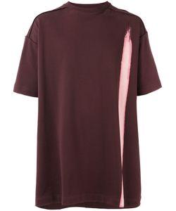 Raf Simons | Bleached Oversized T-Shirt