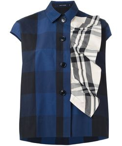 Sofie D'hoore   Checked Shirt 38 Cotton