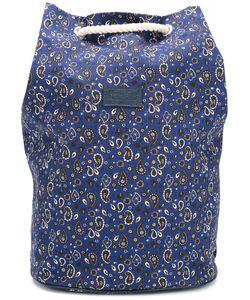 Fefè | Paisley Print Backpack