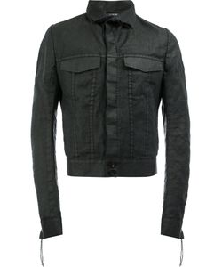 Cedric Jacquemyn | Cropped Denim Jacket 50