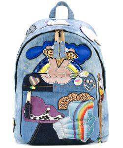 Marc Jacobs   Denim Backpack One