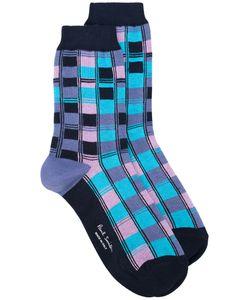 Paul Smith | Squared Effect Socks