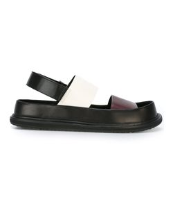 Marni | Raised Foot Bed Sandals Size 40