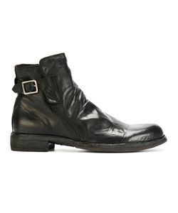 Officine Creative | Buckled Boots 43