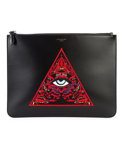 Givenchy | Embroidered Clutch Men