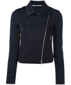 Harris Wharf London | Asymmetric Biker Jacket Size 44