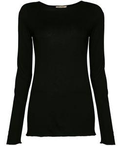 Nili Lotan | Boat Neck T-Shirt Size Large