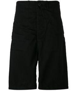11 By Boris Bidjan Saberi | Drop-Crotch Shorts Size Xl