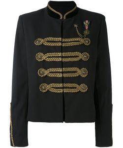The Kooples   Braid Embellished Cropped Jacket