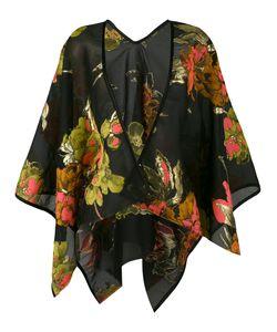Ermanno Gallamini   Print Oversized Jacket