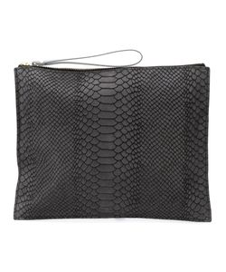 Danielle Foster | Zipped Rectangular Clutch