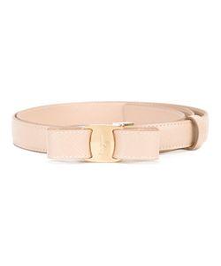 Salvatore Ferragamo | Vara Bow Belt 100 Calf Leather