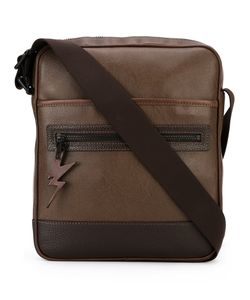 Neil Barrett | Lightning Tag Messenger Bag