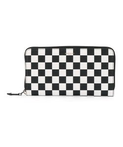 Givenchy   Pandora Checkered Wallet