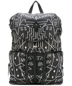 Marcelo Burlon County Of Milan | Printed Backpack