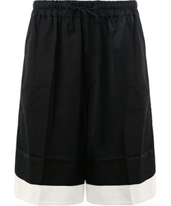 Dries Van Noten | Bicolour Drawstring Shorts Size Large