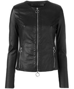 Drome | Collarless Zipped Jacket Size Medium