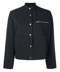 Nomia | Buttoned Cropped Jacket 6