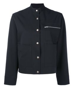 Nomia | Buttoned Cropped Jacket 2