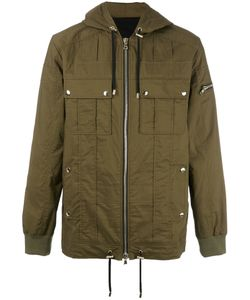 Balmain | Hooded Coat Medium