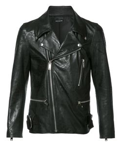 Christian Dada | Zip Up Biker Jacket 50 Sheep