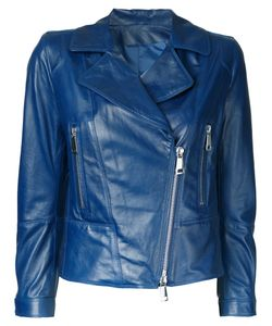 Sylvie Schimmel | Zip Up Jacket 40 Lamb Nubuck