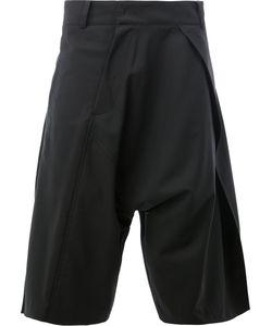 Moohong | Dropped-Crotch Tailo Shorts 50 Wool
