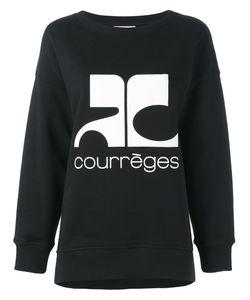 Courrèges | Logo Print Sweatshirt Size 3