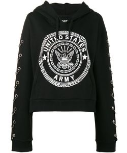 Filles A Papa | Squad Embellished Hoodie