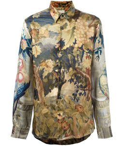 Dries Van Noten | Tapestry Print Shirt Size 50
