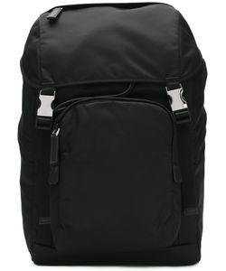 Prada | Double Buckle Backpack