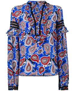 Dodo Bar Or | Paisley Print Shirt