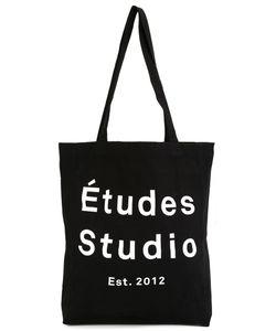 Études Studio | Logo Rectangular Shoulder Bag