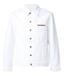 Umit Benan | Back Patched Denim Jacket