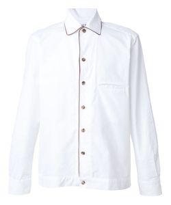 Umit Benan | Contrast Piping Shirt