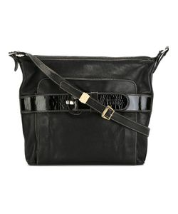 Gianfranco Ferre Vintage | Buckle Strap Shoulder Bag