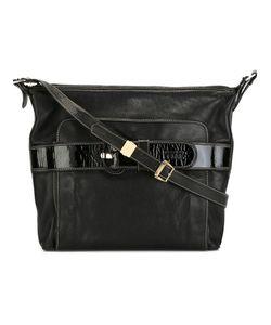 Gianfranco Ferre Vintage | Buckle Strap Shoulder Bag