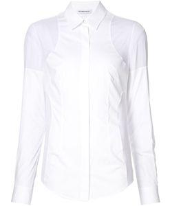 Kaufmanfranco | Panelled Shoulder Shirt