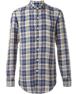 Salvatore Piccolo | Plaid Button Down Shirt