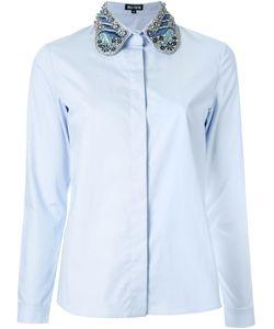 Holly Fulton | Embellished Collar Shirt