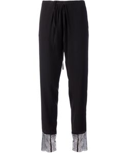Sharon Wauchob | Drawstring Lace Ankle Trousers