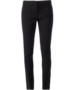 Sharon Wauchob | Leather Piped Slim Trousers